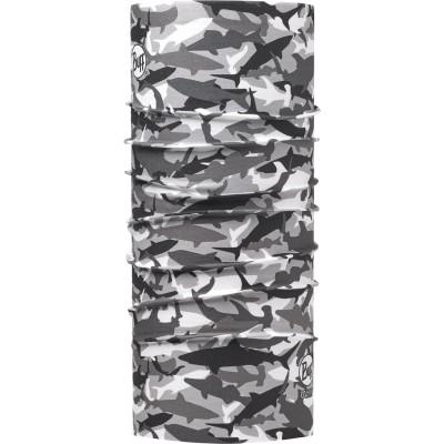 BUFF® High UV shark camo grey