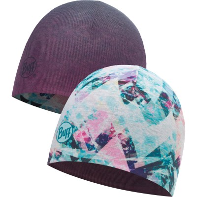 BUFF® Microfiber Reversible Hat Irised aqua