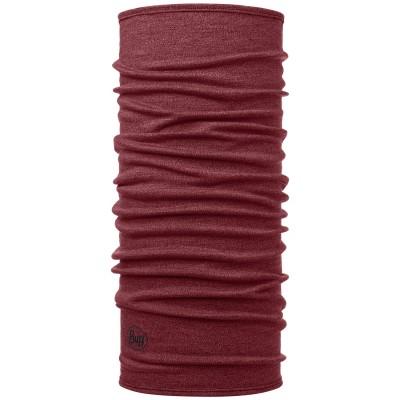 BUFF® Midweight Merino Wool Wine melange