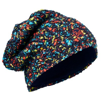 BUFF® Knitted & Polar Hat Yssik Dark navy