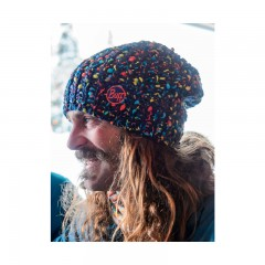 BUFF® Knitted & Polar Hat Yssik Dark navy