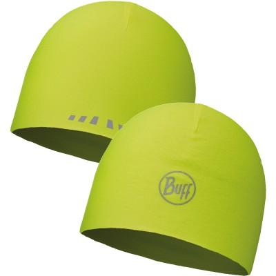 BUFF® Microfiber Reversible Hat R-Solid yellow fluor