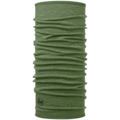 BUFF® Midweight Merino Wool Light military melange
