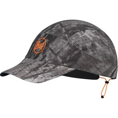 BUFF® Pack Run Cap R-City jungle grey