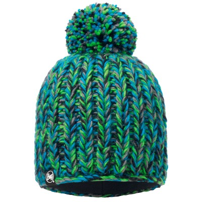 BUFF® Knitted & Polar Hat Skyler Green