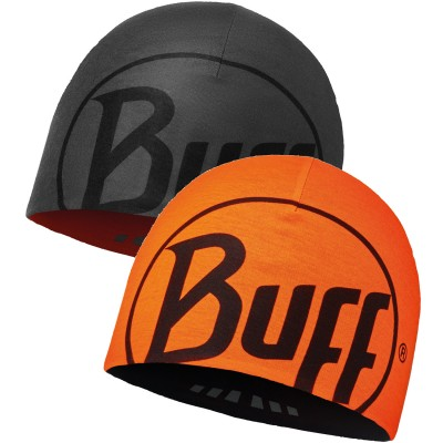 BUFF® Microfiber Reversible Hat R-Logo graphite