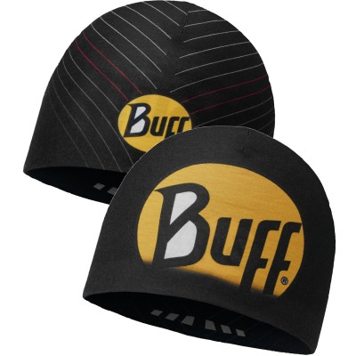 BUFF® Microfiber Reversible Hat R-Ultimate logo black