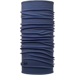 BUFF® Midweight Merino Wool Solid Estate blue