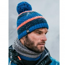 BUFF® Knitted & Polar Hat FIZZ blue skydiver