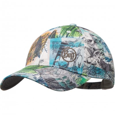 BUFF® Baseball Cap Travelogue multi
