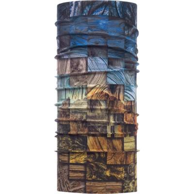 BUFF® High UV wood collage multi