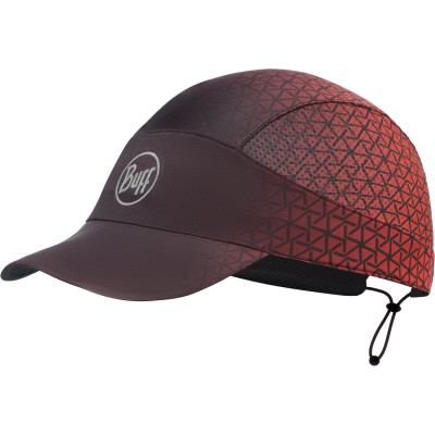 BUFF® Pack Run Cap R-Equilateral red