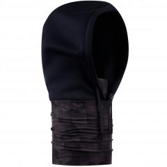 BUFF® Polar Hoodie rugs graphite