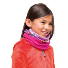 Kids Polar BUFF® Frozen anna bright pink