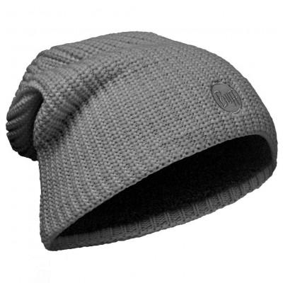 BUFF® Knitted & Polar Hat DRIP graphite