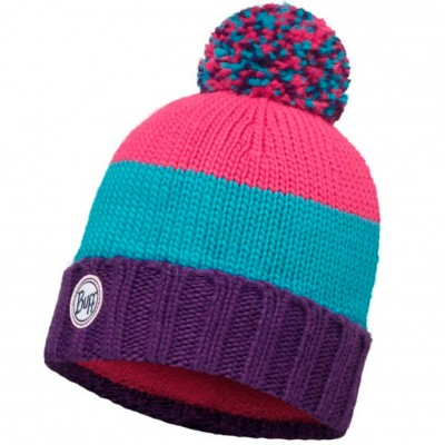 BUFF® Knitted & Polar Hat BERNA plum