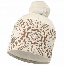 BUFF® Knitted & Polar Hat WHISTLER cru