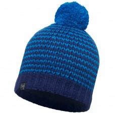 BUFF® Knitted & Polar Hat DORN blue