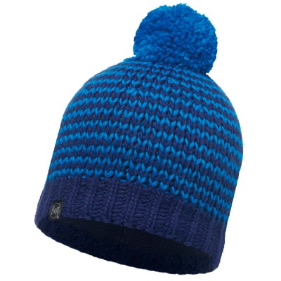 BUFF® Knitted & Polar Hat DORN blue