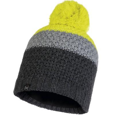 BUFF® Knitted & Polar Hat JAV grey