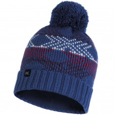 BUFF® Knitted & Polar Hat GARID blue