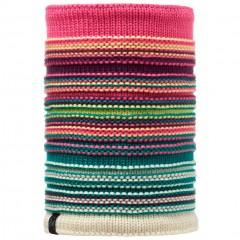 BUFF® Knitted & Polar Neckwarmer NEPER magenta
