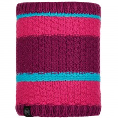 BUFF® Knitted & Polar Neckwarmer FIZZ pink honeysuckle