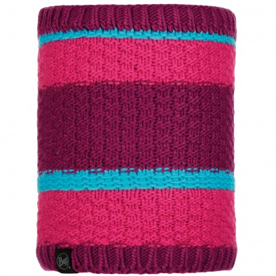 BUFF® Knitted & Polar Neckwarmer FIZZ pink honeysuckle