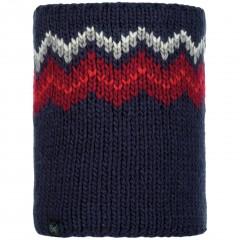 BUFF® Knitted & Polar Neckwarmer DANKE night blue