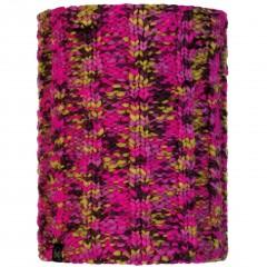 BUFF® Knitted & Polar Neckwarmer LIVY new magenta
