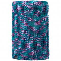 BUFF® Knitted & Polar Neckwarmer LIVY turquoise