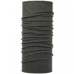 BUFF® Lightweight Merino Wool leaf forest night