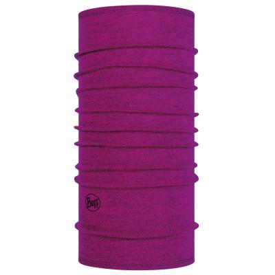 BUFF® Midweight Merino Wool magenta melange