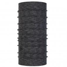 BUFF® Midweight Merino Wool graphite multi stripes