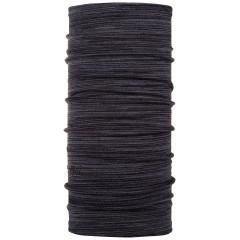 BUFF® Midweight Merino Wool castlerock grey multi stripes