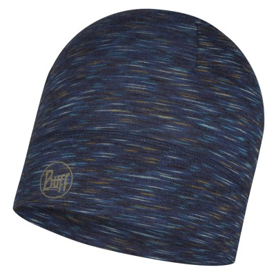 BUFF® Lightweight Merino Wool Hat denim multi stripes