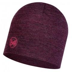 BUFF® Midweight Merino Wool Hat dahlia melange
