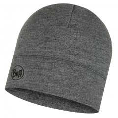 BUFF® Midweight Merino Wool Hat light grey melange