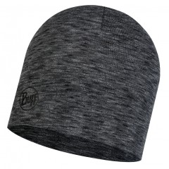 BUFF® Midweight Merino Wool Hat graphite multi stripes