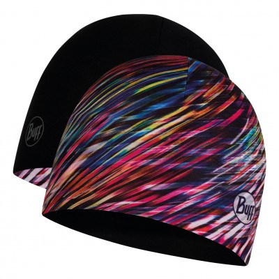BUFF® Microfiber Reversible Hat r-throwies black