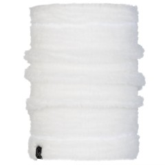 BUFF® Polar Thermal Neckwarmer solid white