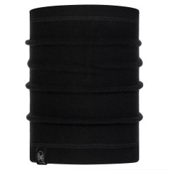 Kids Polar Neckwarmer BUFF® Solid black