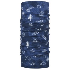 BUFF® Kids Original funny camp navy