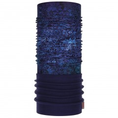 Polar BUFF® fairy snow night blue