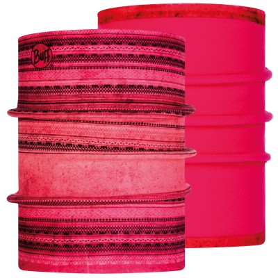 Reversible Polar Neckwarmer BUFF® kadri fuchsia