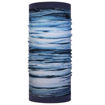 Reversible Polar BUFF® tide blue