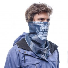 BUFF® Tech Fleece Bandana geosku grey