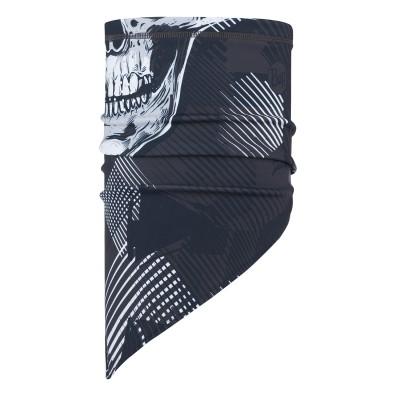 BUFF® Tech Fleece Bandana geosku grey