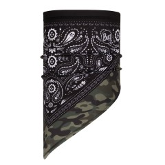 BUFF® Tech Fleece Bandana camo cash multi