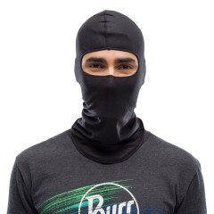BUFF® Lightweight Merino Wool Balaclava solid grey